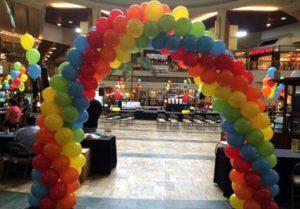 Las Vegas Balloon Arch