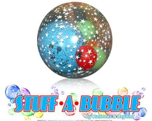 Las Vegas Balloons Stuff A Bubble